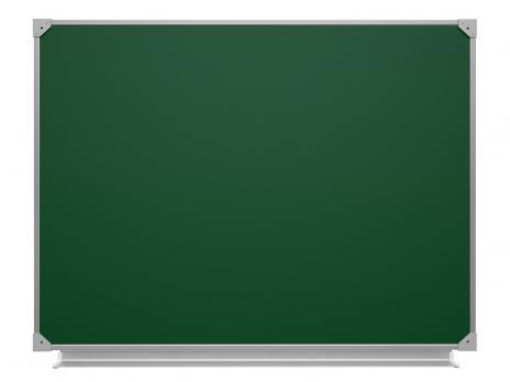 Школьная меловая доска 100*750