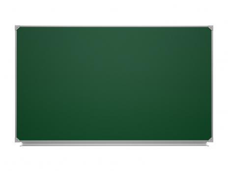 Школьная меловая доска 1700*100