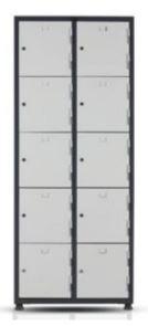 Металлический шкаф 4