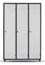 Металлический шкаф 8