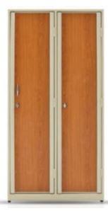 Металлический шкаф 13