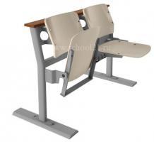 Кресло среднего ряда двухместное