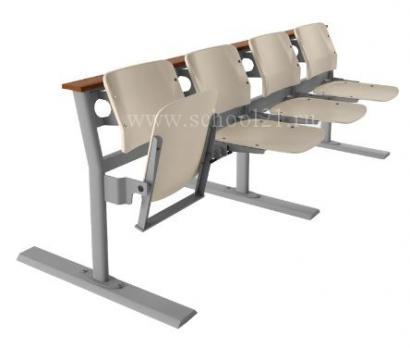 Кресло заднего ряда 4-местное